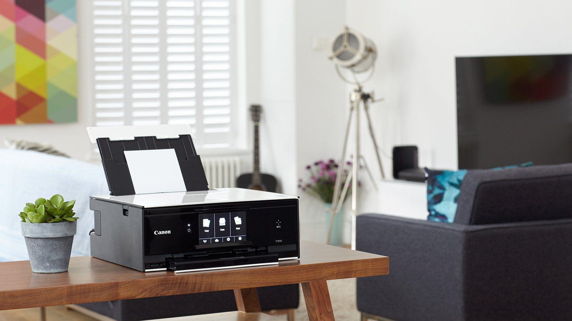 Принтер - основные типы и принципы их работы