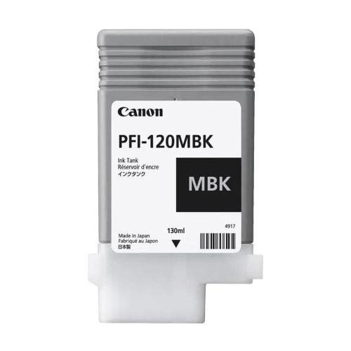 Картридж Canon PFI-120 Matte Black для TM200/300